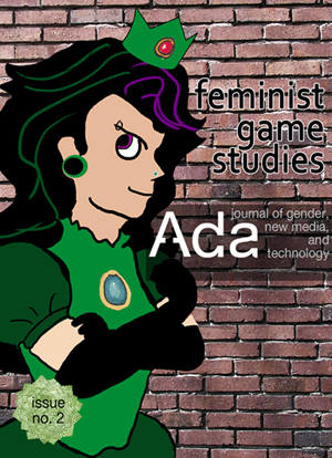 Cover image: Ada: A Journal of Gender, New Media, and Technology, Issue No. 2, June 2013