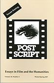 Postscript essays in film and the humanities
