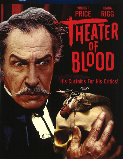 Theater of Blood poster image