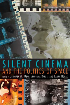 silent cinema cover image