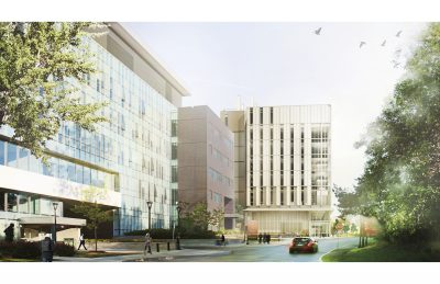Academic Building Rendering 2-CUHS 2015-06-09