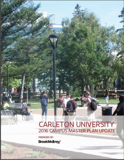 Carleton University Master Plan 2016