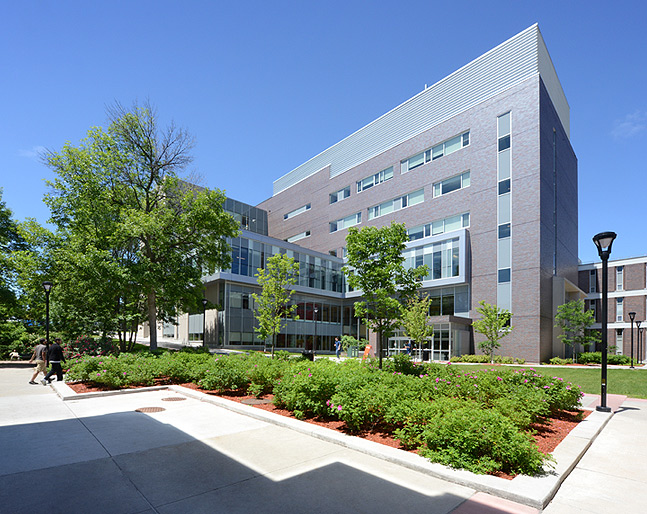 Carleton University Canal Building