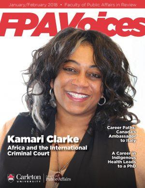 2018 Cover Photo of Kamari Clarke