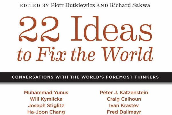 Read more: 22 Ideas to Fix the World
