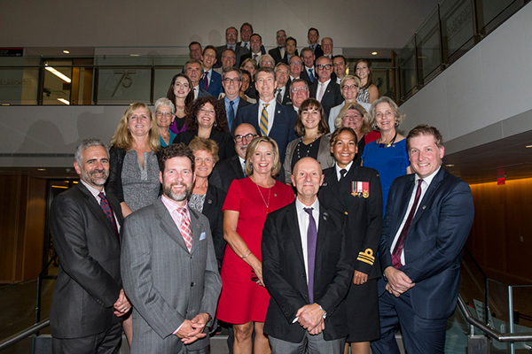 Read more: 75 for the 75th Alumni Return to Carleton Campus