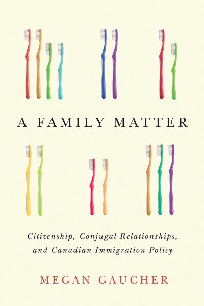 A Family Matter Book Cover