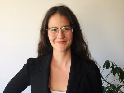 Photo for the news post: 2021 Vanier Scholarship: Andréanne Veillette, Ethics and Public Affairs