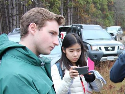 Photo for the news post: Our Weekend in Goloka: Journalism Students Join Mock Deployment with Canadian Armed Forces