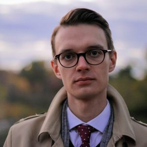 Ben Bushell portrait