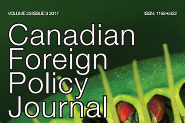 Read more: Canadian Foreign Policy Journal Compares U.S. Intervention Policies