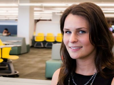 Photo for the news post: FPA Career Paths – Carly Jacuk – BA Honours, Law