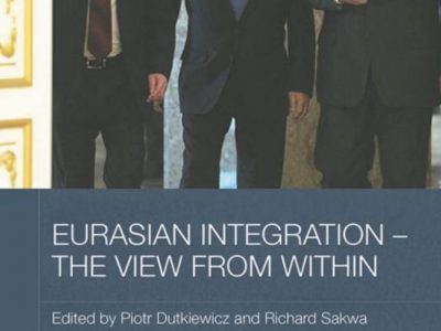 Photo for the news post: Eurasian Integration-The View From Within