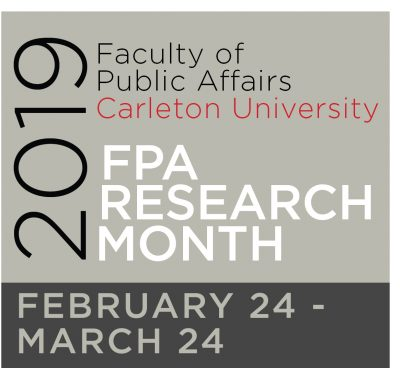 2019 FPA Research Month logo