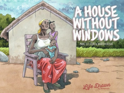 Photo for the news post: Journalism graduate releases multimedia graphic novel on crisis in the Central African Republic