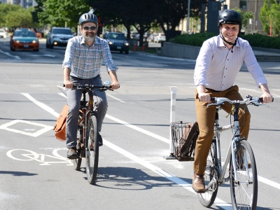Photo for the news post: Uphill Battle: Toronto City Councillor Fights for Health Equity — and Bike Lanes