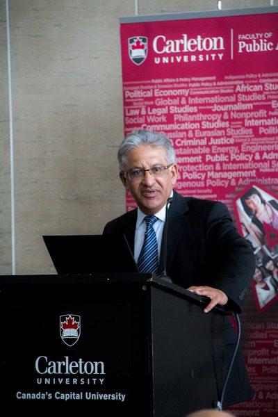 Karim Karim, School of Journalism and Communication