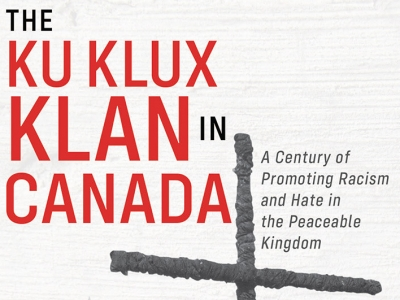 Photo for the news post: Looking in the Mirror: The Ku Klux Klan in Canada