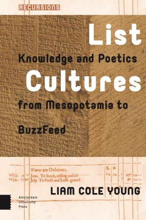 List Cultures cover