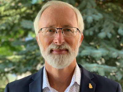 Photo for the news post: Patrick O'Halloran – Public Policy and Program Evaluation