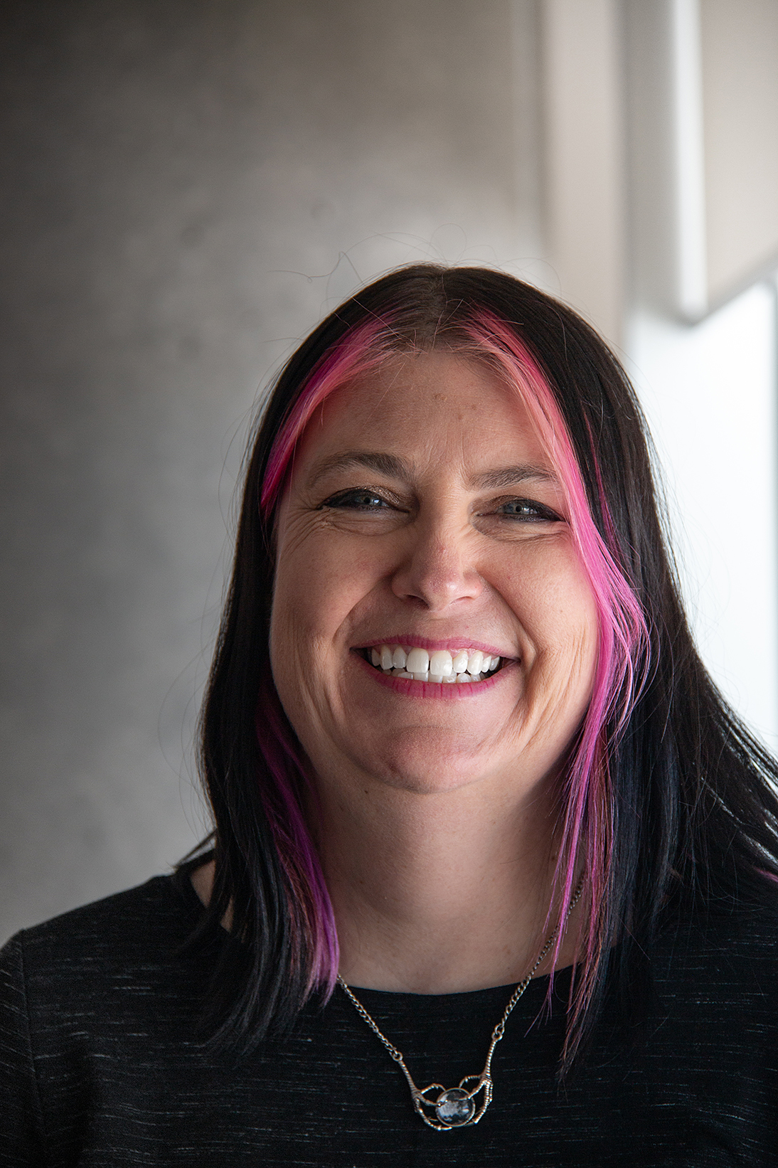 head shot of Tamara Banbury