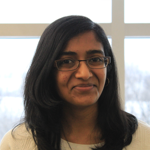 Photo of Shivangi Ashok