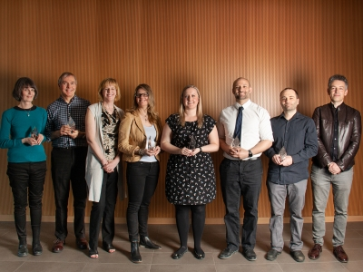 Photo for the news post: FPA Celebrates Excellence Award Winners