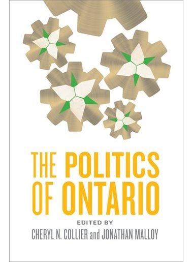 The Politics of Ontario cover
