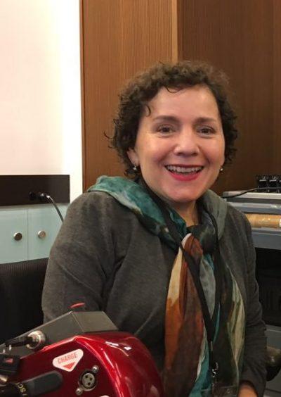 Deputy Minister Yazmine Laroche