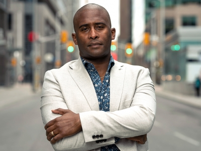 Photo for the news post: CBC's Adrian Harewood Joining Carleton to Help Shape Future of Journalism Education