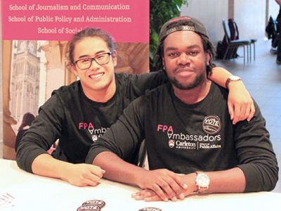 Photo for the news post: FPA Ambassador Program – Now Recruiting