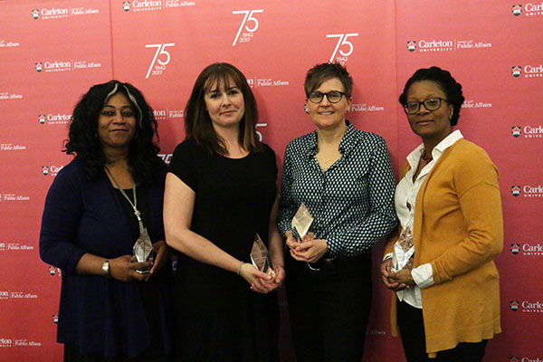 Read more: Exemplary Staff and Faculty Honoured at Spring Event