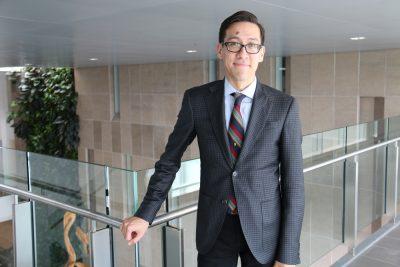 Communication Studies Professor Benjamin Woo