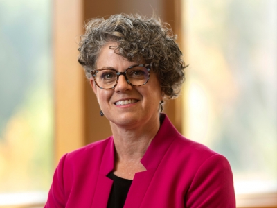 Photo for the news post: New Dean of Public Affairs Embraces Challenge of Service