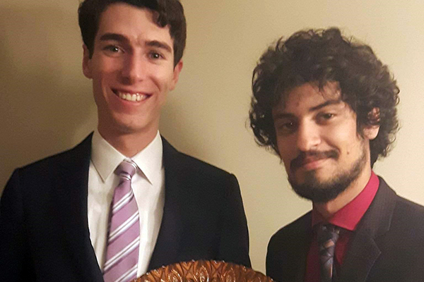 Read more: BPAPM and Political Management Students Win North American Debate Contest
