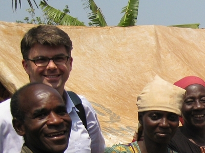 Photo for the news post: Carleton Professor Assists Refugee Network in Pandemic Response