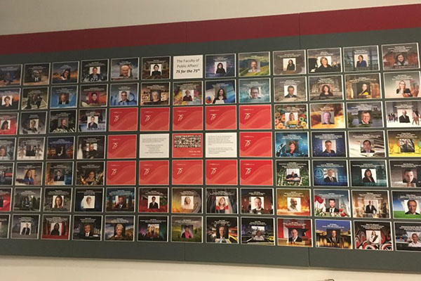 Read more: 75 for 75th Alumni Featured in MacOdrum Library