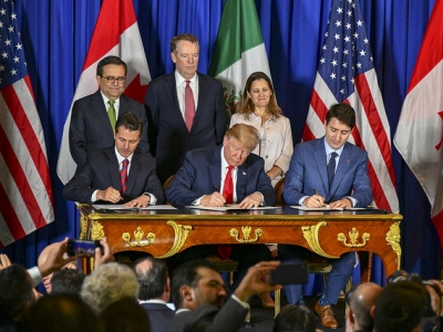 Photo for the news post: Trading on New Terms: Civil Society and North American Free Trade