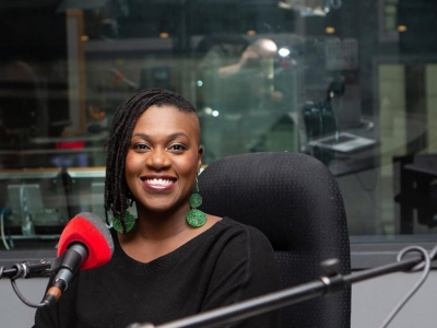 Photo for the news post: Nana aba Duncan Takes on Unique Diversity Studies Role in Journalism