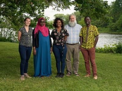 Photo for the news post: Carleton Welcomes African Women Scholars in Research Exchange