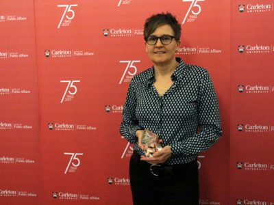 Photo for the news post: FPA Faculty Receive Carleton Achievement Awards