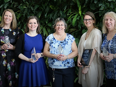 Photo for the news post: Excellence Recognized at FPA Spring Social