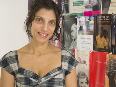 Photo thumbnail for the story: Ummni Khan: Striving to fill in the gaps in the history of Canada's feminist movement.