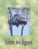 Entre les lignes - Book Title