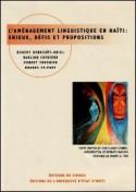 L'Aménagement linguistique en Haïti. Enjeux, Défis et Propositions - Book Title