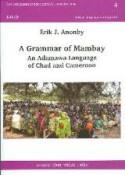 A Grammar of Mambay - Book Title