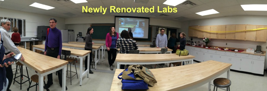 Photo of Renovated Labs