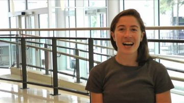 Thumbnail for: Anna Crawford on why she chose to study in one of our graduate programs