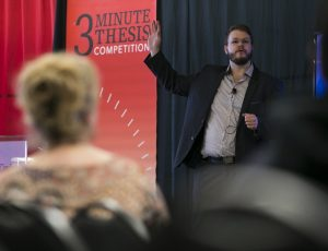 View Quicklink: Sign up for the 3MT contest