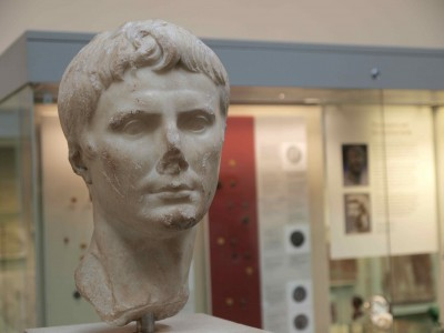 Augustus Caesar. British Museum, London.